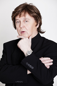 The World No 1 McCartney Lookalike Aaron Aardvark